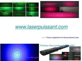pointeur laser puissant