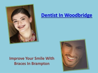 Dentist In Woodbridge