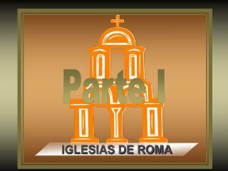 151-IGLESIAS DE ROMA