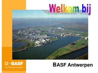 Veiligheidsintroductie BASF Antwerpen