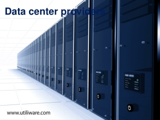 Data center providers
