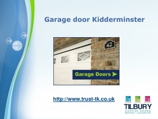 Garage Door Kidderminster