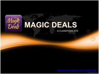Magic Deals