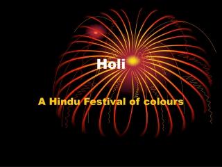 India s Festivals