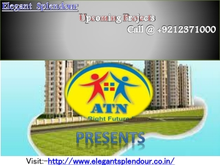 Make Your Dream Homes in Elegant Splendour Greater Noida
