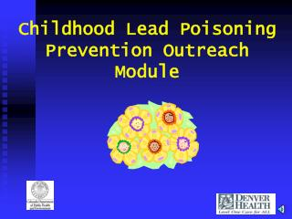 Childhood Lead Poisoning Prevention Outreach Module