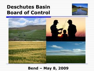Deschutes Basin Board of Control