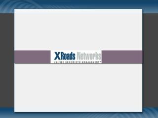 XRoads Newtwork - Web Content Filtering