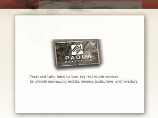 Padua Realty - Discounted TX Real Estate Investments