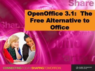 OpenOffice 3.1: The Free Alternative to Office