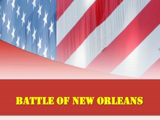 Battle of New Orleans