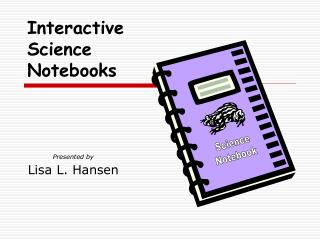 Interactive Science Notebooks