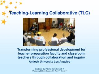 Teaching-Learning Collaborative TLC