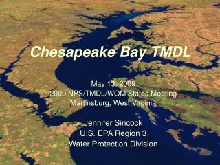 Chesapeake Bay TMDL