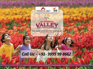 Shubhkamna Valley a Residential Plots in Yamuna Expressway
