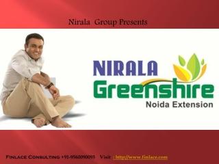 Nirala Greenshire - 2 bhk at 36 lacs