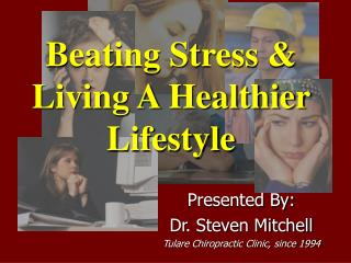 Beating Stress  Living A Healthier Lifestyle