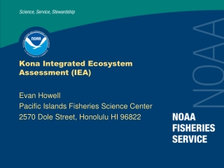 Fisheries Ecosystem Models: Technical Details and Prospects for Partnerships