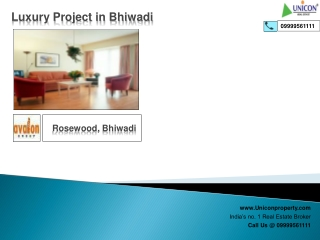 Avalon Rosewood Bhiwadi