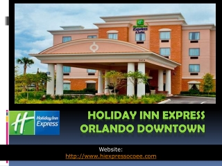 Holiday inn express orlando downtown
