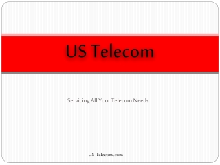 US Telecom | Servicing All Your Telecom Needs