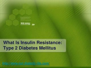 information on type 1 diabetes mellitus