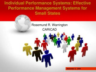 Improving Individual Performance Systems: Effective ...