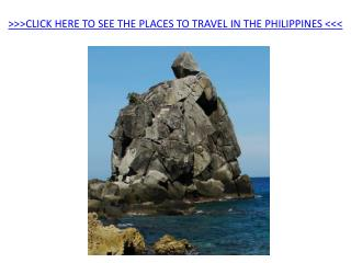 places to travel in the philippines