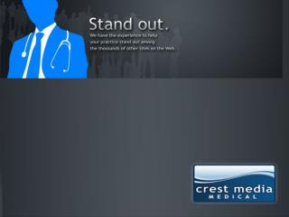 Dental Marketing - Crest Media Medical