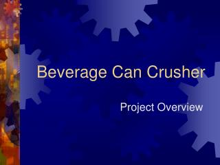 Beverage Can Crusher