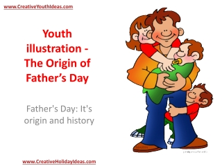 Youth illustration - The Origin of Father's Day