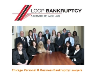 Loop Bankruptcy - A Service of Lake Law
