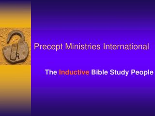 Precept Ministries International