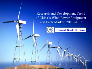 Research and Development Trend of China's Wind Power Equipm