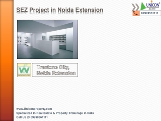 Trustone City Noida Extension