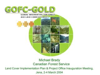 GOFC-GOLD Overview
