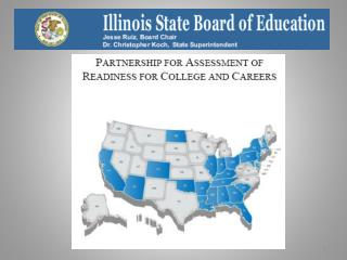 Partnership for Assessment of Readiness for College and Careers ...