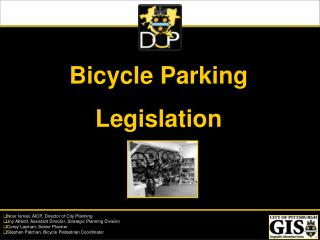 Bicycle Parking Legislation