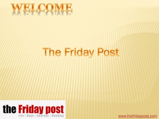 The Friday Post