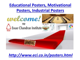 Industrial Posters Motivational Posters Educational Posters