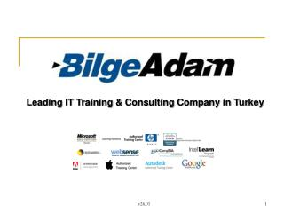 Leading IT Training  Consulting Company in Turkey