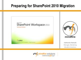 Migration to SharePoint 2010