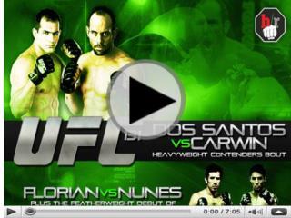 ufc 131 live stream : ufc 131 dos santos vs carwin live stre
