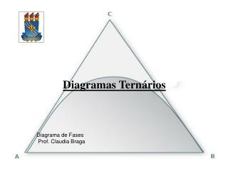 Diagramas Tern rios           Diagrama de Fases