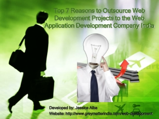 Top 7 Reasons to Outsource Web Development Projects India