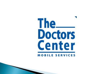 Mobile Health Screening Services