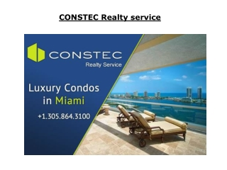 Miami Luxury Real Estate
