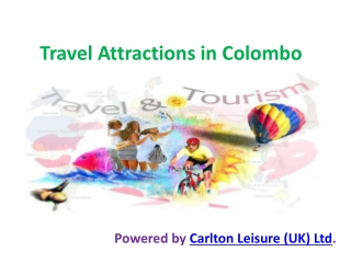 Travel Attractions in Colombo