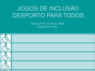 JOGOS DE INCLUS