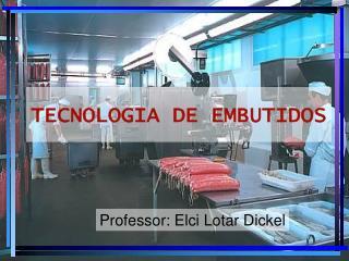TECNOLOGIA DE EMBUTIDOS
